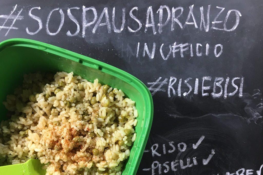 Piselli & riso: un piatto di successo