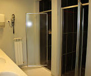 The showers for employees-cyclists