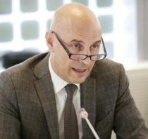 Luca del Gobbo, assessore all'Università della Regione Lombardia