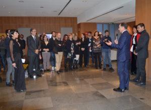 Stefano Scabbio, presidente di Manpower e Javier Zanetti, talent ambassador