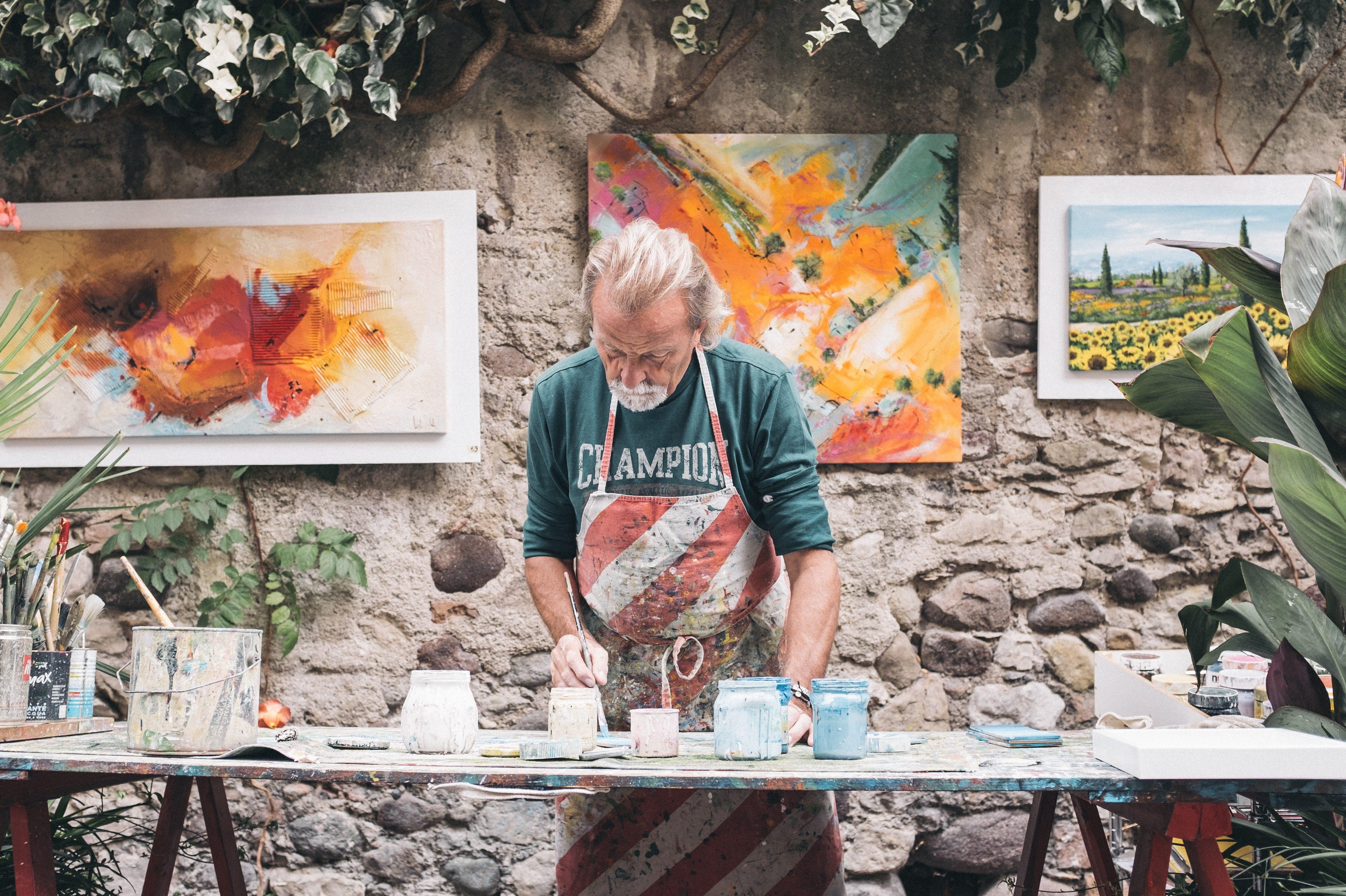 In equilibrio tra arte e vita