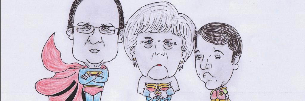 La leadership al femminile nella geopolitica