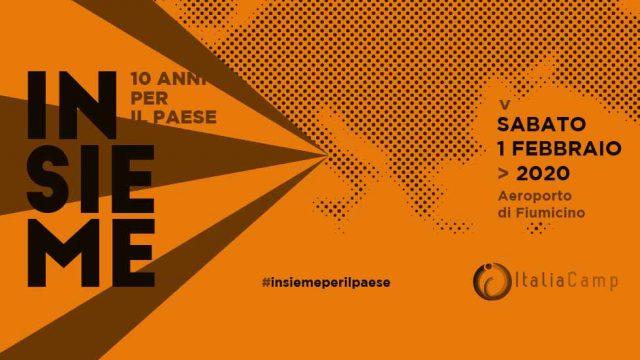 ItaliaCamp, decimo anniversario: è ora di raccontare il futuro