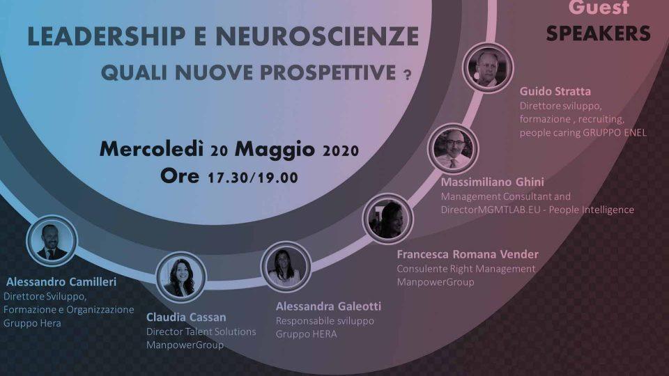 Leadership e neuroscienze, quali nuove prospettive?