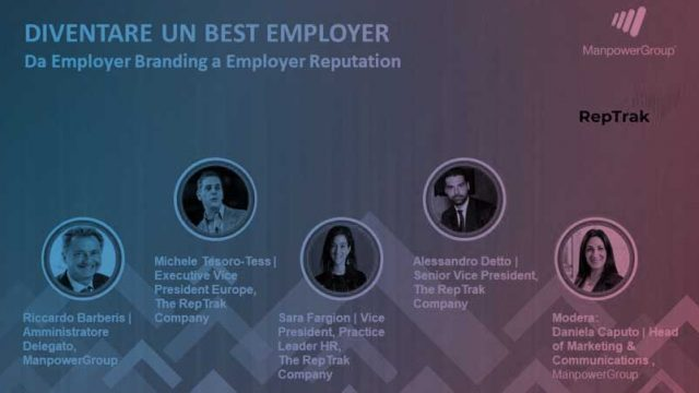 Diventare un Best Employer. Da Employer Branding a Employer Reputation