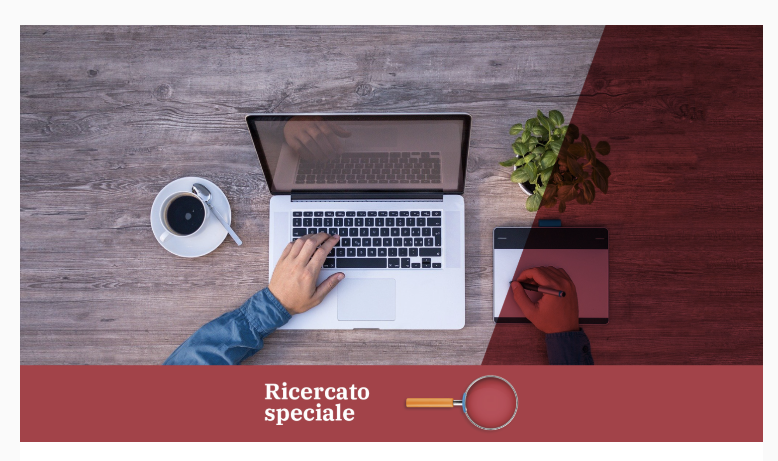 Ricercato Speciale – Mobility Manager